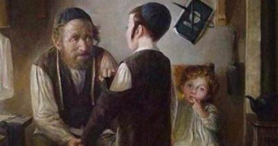 Занятие в православном хедере