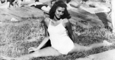 Йозеф Менгеле принудил ее весело плясать… История одной фотографии