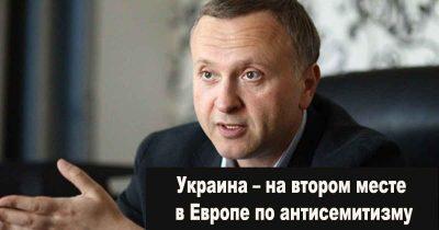 Как на самом деле украинцы относятся к евреям — директор Украинского еврейского комитета Эдуард Долинский