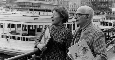 Маргарет и Ханс Аугусто Рей покинули Париж на велосипедах. Авторы популярной сказки «Любопытный Джордж»