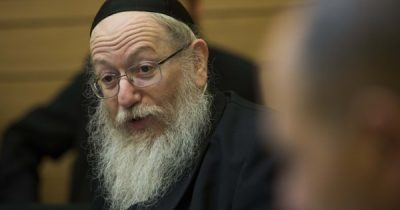 Министр здравохранения Израиля прошел тест на вирус и оказалось