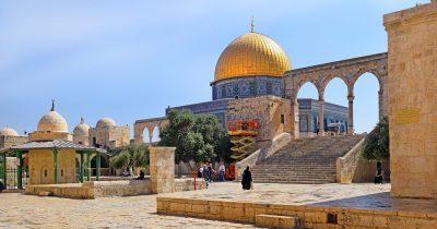 Восемь мусульманских посетителей Храмовой горы были задержаны