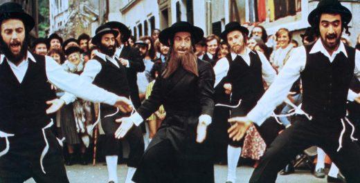 луи дефюнес еврей