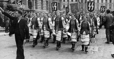 Львовская администрация поздравила с созданием СС Галичина