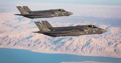 ВВС Израиля делают историю: первая женщина-пилот F-35