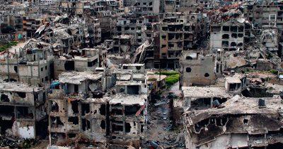 Половина еврейских местечек Сирии разрушена