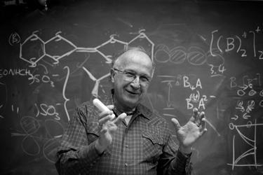 Роалд Хоффман – лауреат Нобелевской премии по химии