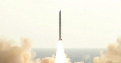 Сегодня успешно запустили в космос израильский разведывательный спутник «Офек-16»