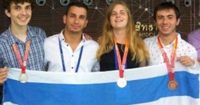 Израиль выиграл первую золотую медаль на международной олимпиаде по химии