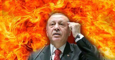 Эрдоган: Трамп сотрудник Израиля. Грязная израильская лапа