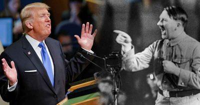 Эксперт еврейского телевидения: Между Трампом и Гитлером нет разницы
