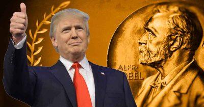 Трамп получил третью номинацию на Нобелевскую премию мира