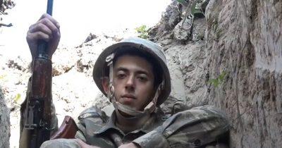 Еврей из Азербайджана воюет против Армении