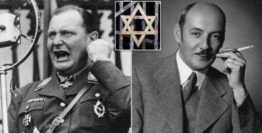 Младший брат официального наследника Гитлера, Альберт Геринг