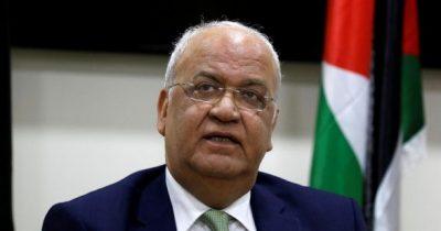 COVID-19 забрал от нас руководителя Палестины. Генеральный секретарь Исполкома Организации освобождения Палестины (ООП), член ЦК движения ФАТХ Саиб Арикат