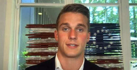 Мэдисон Коуторн, новоизбранный конгрессмен из Северной Каролины