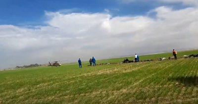 Пилот ВВС и кадет погиб в авиакатастрофе с одномоторным самолетом