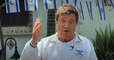 Певец может стать следующим президентом Израиля. Йехорам Гаон заявил о своем желании баллотироваться