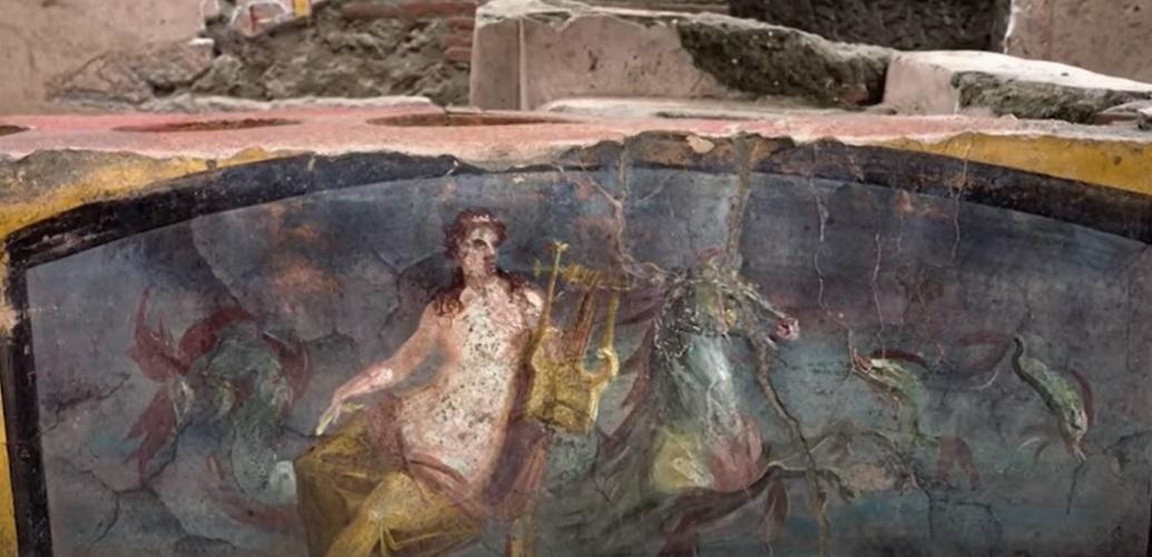 Помпеях раскопали древнеримскую закусочную