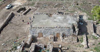Арабский дом незаконно построен на месте древних археологических раскопок