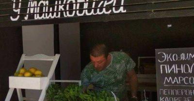 В Одессе националисты затравили и закрыли еврейский ресторан