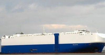 Иран подбил израильское торговое судно