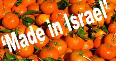 Евреи США просят Байдена не маркировать 'Made in Israel' товары из Израиля