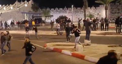 В Иерусалиме масса пострадавших.