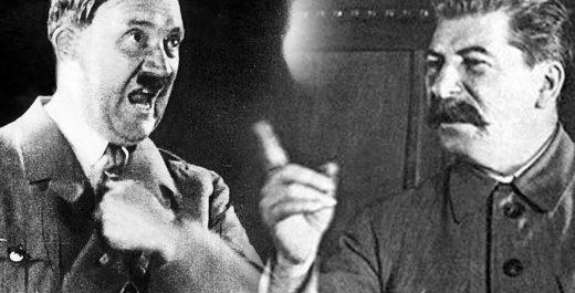 Гитлер и Сталин. Кто из них не был антисемитом