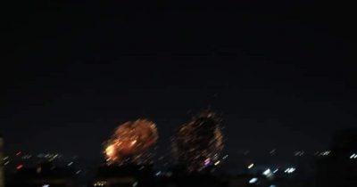 Армия обороны Израиля нанесла серию авиаударов по сектору Газа