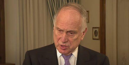 резидент Всемирного еврейского конгресса Рональд Лаудер