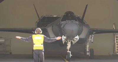Создана еще одна эскадрилья  ВВС ЦАХАЛ из самолетов F-35i «Адир»