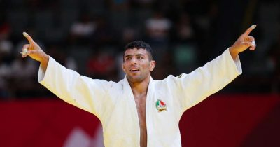 Олимпиада в Токио: иранский борец посвятил Израилю свою серебряную медаль