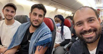 Три режиссера, арестованные в Нигерии, возвращаются в Израиль